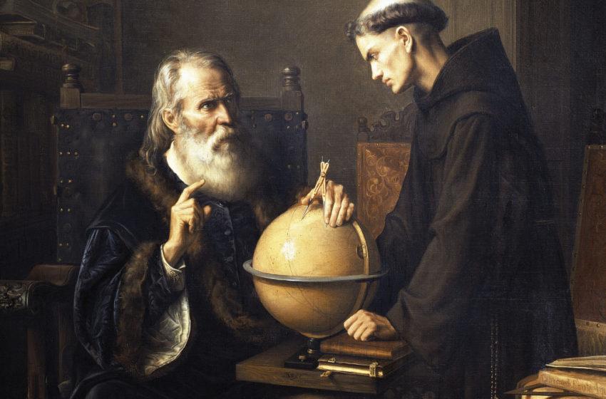 Galileo and the Invincible Sun