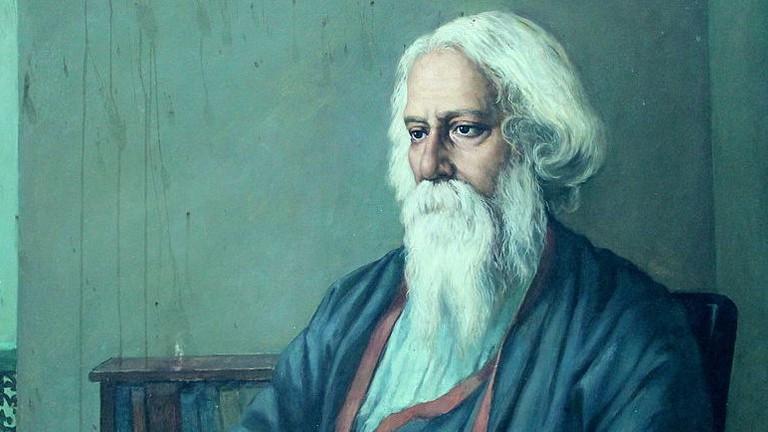Tagore's Ode to Radha
