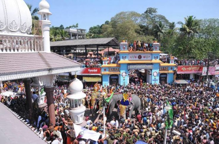 Sabarimala Pilgrimage – Who is stationed at Erumeli? (Vapura and Vavar)