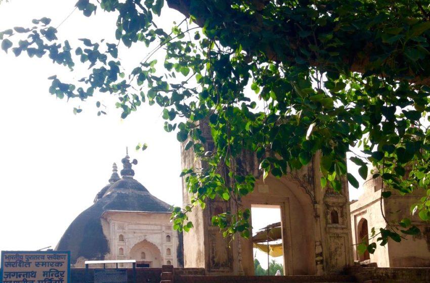 A Visit To The Ancient Jagannath Temple At Behta, Kanpur