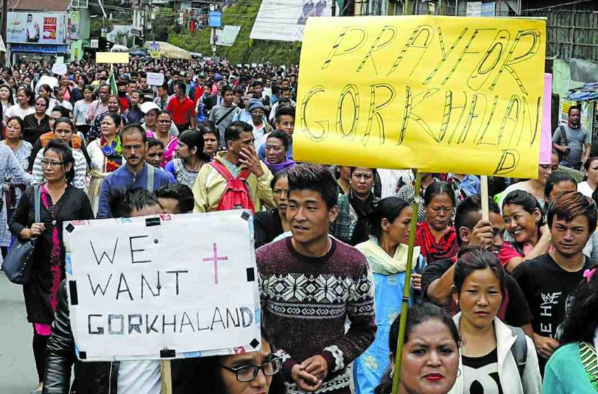 Why Gorkhaland (And Similar Other 'Lands' Like Bodoland) Must Be Opposed
