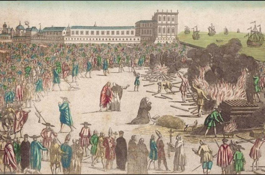 Goa Inquisition: Origins of Inquisition in Goa
