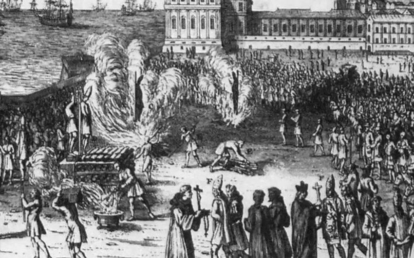Goa Inquisition: Bribery, Threats, Torture – Tools of Conversions