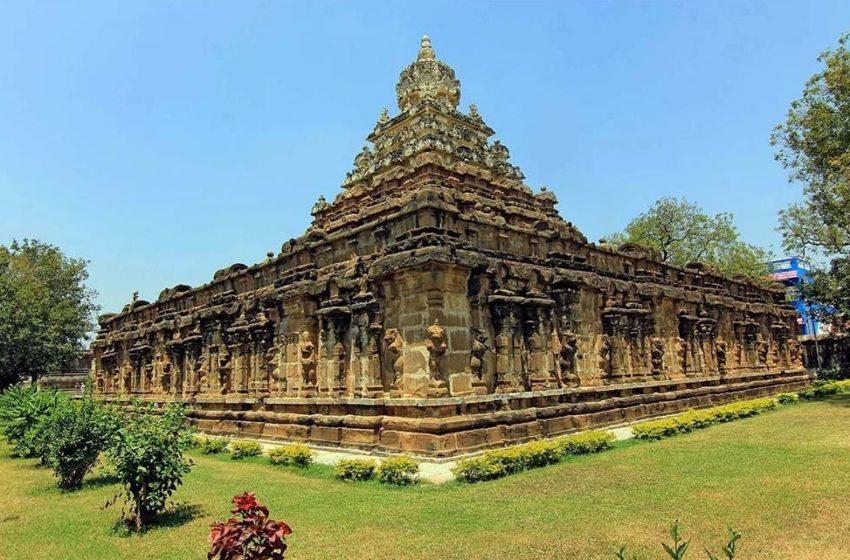 Nandivarman II – The Pallava Emperor From South East Asia