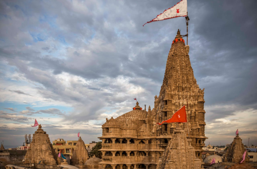 Shree Dwarkadhish Temple- An Analysis
