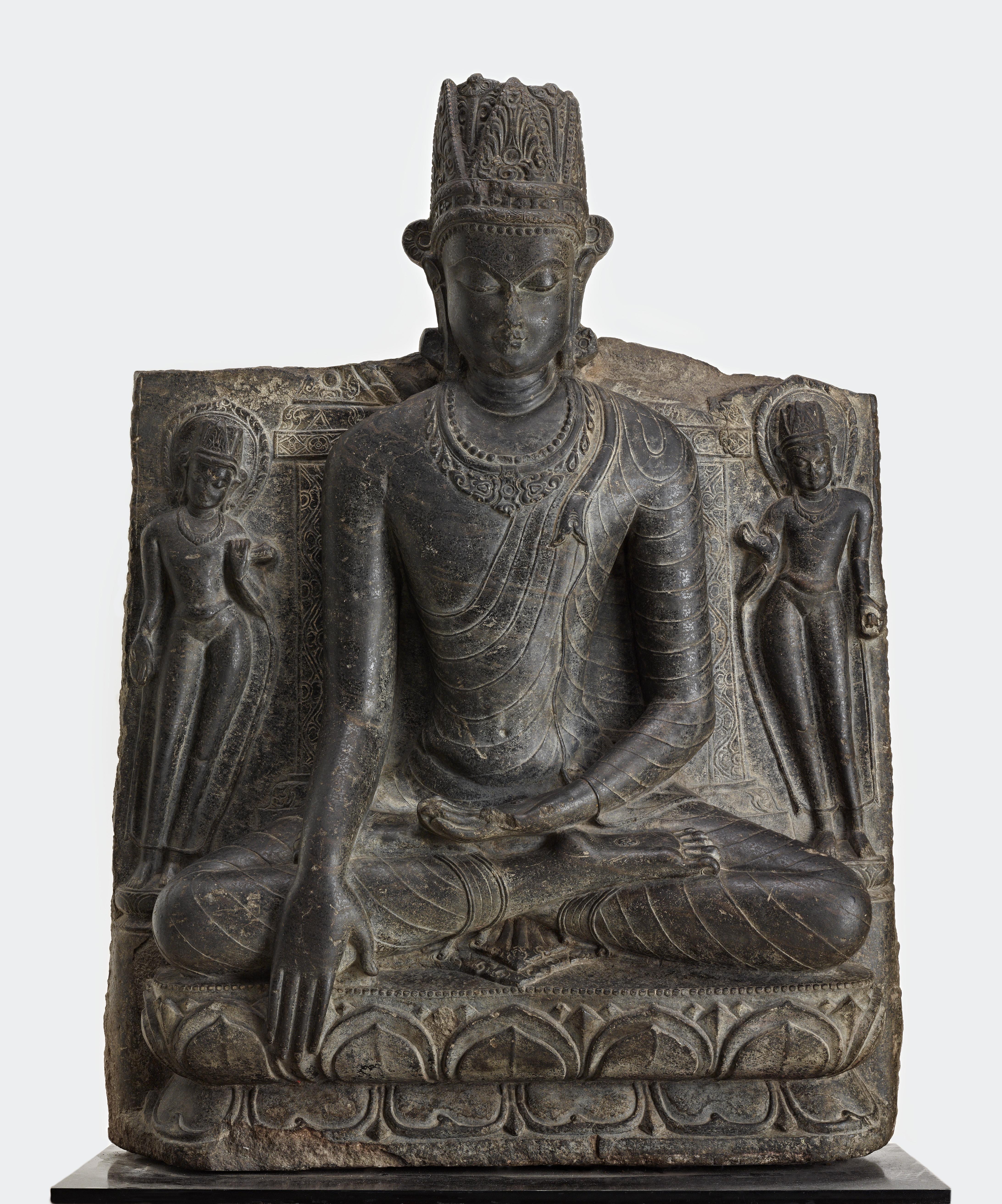 Tathāgata, or the Buddhāvatāra of Hari