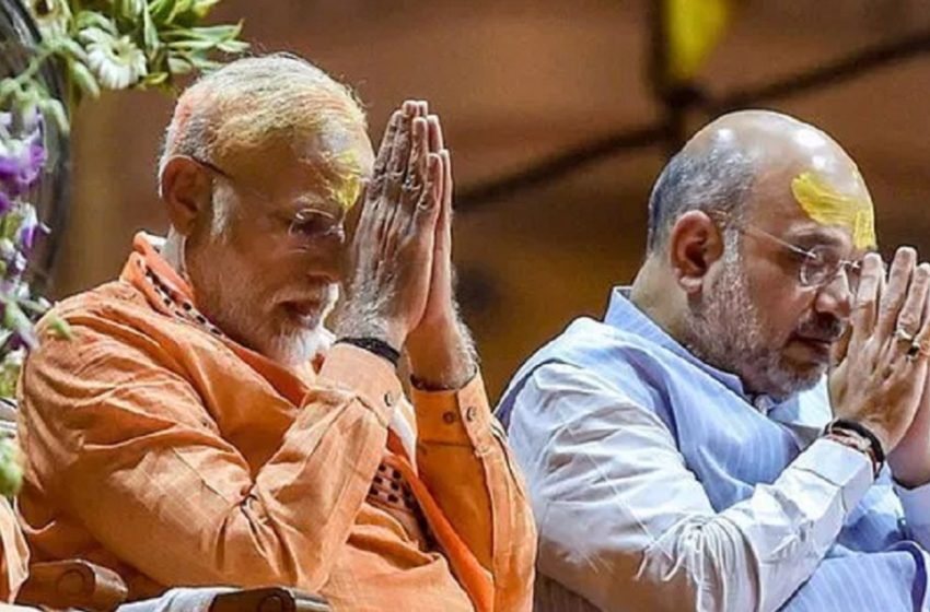 The Long, Blackened Report Card of Modi-Shah on Hindutva: Are We Even Still on the Same Team?