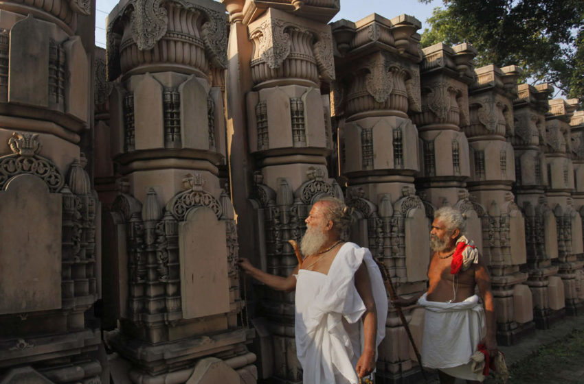 Utilization of surplus funds in Hindu temples