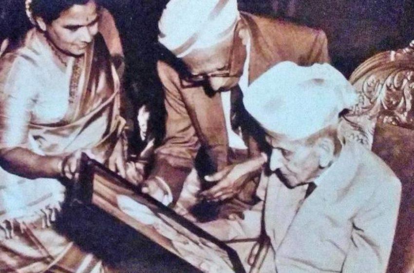M Vishweshvarayya: National Character