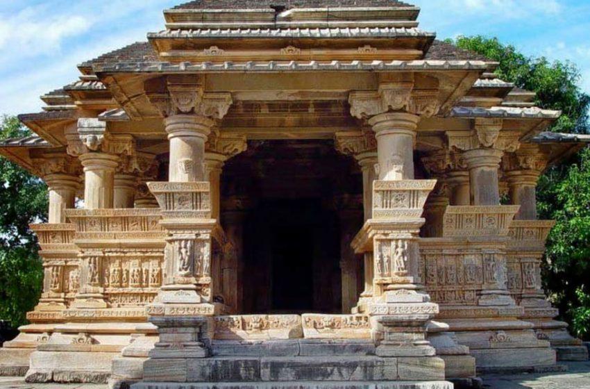 देवालया विमुच्यन्ताम् (Let Hindu temples be liberated)