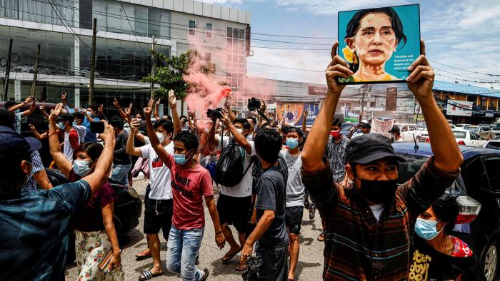 Crisis in the East: India, Myanmar and the Coup
